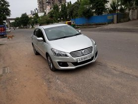 Maruti Ciaz ZDi Plus SHVS 2016 for sale