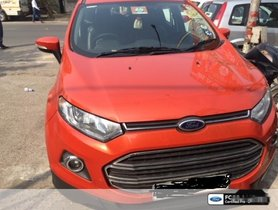 Used Ford EcoSport 1.5 TDCi Titanium BE 2014 for sale