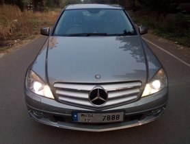 Used Mercedes Benz C Class 2011 for sale at low price