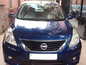 Used 2013 Nissan Sunny 2011-2014 for sale