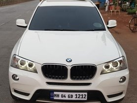 Well-maintained 2013 BMW X3 for sale