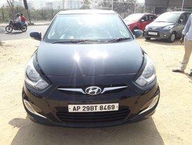 Used Hyundai Verna 2013 car at low price