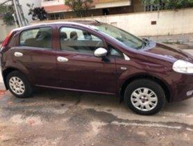 Fiat Punto 1.3 Active 2013