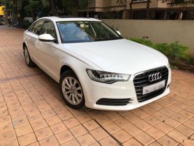Used Audi A6 2.0 TDI Technology 2013 for sale at low price