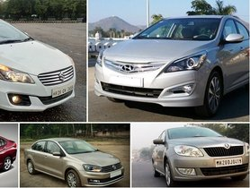 5 Best Mid-size Sedans In India