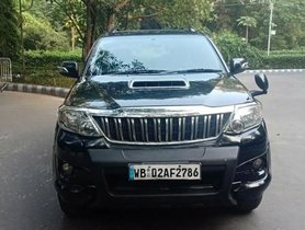 Used Toyota Fortuner 2.8 4WD MT 2014 for sale