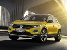 Things You May Not Know About The Volkswagen T-Cross SUV