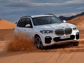 4 Striking BMW's Cars To Enter India In 2019