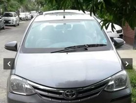 2014 Toyota Platinum Etios for sale at low price