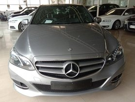 Used 2014 Mercedes Benz E Class for sale at low price