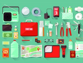 Car Emergency Kit Checklist: 10 Useful Things