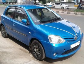 2012 Toyota Etios Liva for sale