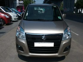 Maruti Wagon R VXI BS IV for sale at the best deal