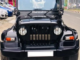Used Mahindra Thar DI 4X4 2015 by owner