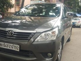 Used 2013 Toyota Innova car at low price in Mumbai