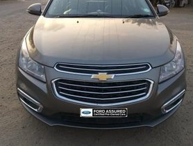 2015 Chevrolet Cruze for sale at low price