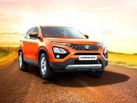 Seven-seat Tata Harrier Likely to Make Its Debut at Auto Expo 2020