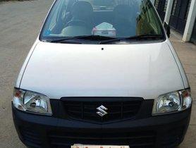 Used 2010 Maruti Suzuki Alto car at low price
