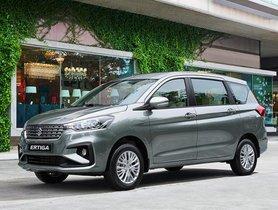 Already-launched Maruti Suzuki Ertiga Meets Bharat NCAP Norms
