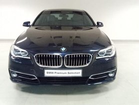 Used BMW 5 Series 520d Luxury Line 2015 for sale
