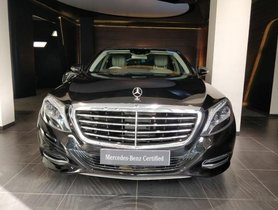 Mercedes-Benz S-Class S 350 d 2014 for sale