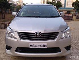 Good as new Toyota Innova 2012 for sale