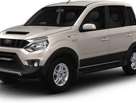 Mahindra NuvoSport N8 AMT 2017 for sale