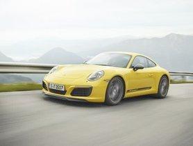 Eighth-Gen Porsche 911 Revealed