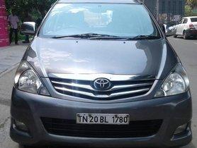 Used Toyota Innova 2.5 VX 7 STR BSIV 2011 by owner