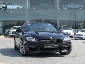 2013 BMW 6 Series for sale at low price