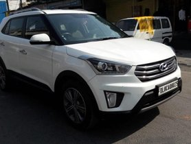 Used Hyundai Creta 1.6 VTVT AT SX Plus 2017
