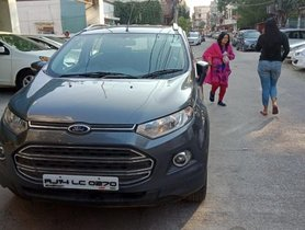 Ford EcoSport 1.5 DV5 MT Titanium 2015 by owner