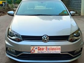 Used Volkswagen Ameo 1.5 TDI Highline AT 2017