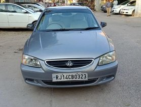 Hyundai Accent CRDi 2005 for sale at the best deal