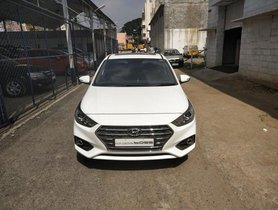 Used 2017 Hyundai Verna for sale