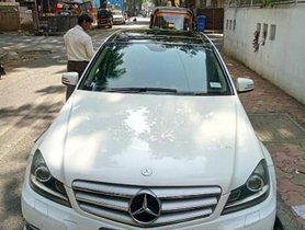 Used Mercedes Benz C Class c 2014 for sale at low price