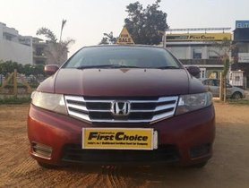 Good as new Honda City S 2012 for sale