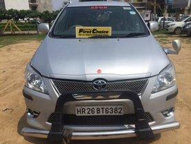Toyota Innova 2.5 G (Diesel) 7 Seater by owner