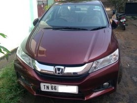 Well-maintained Honda City i DTec V for sale