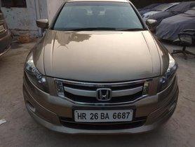 Good as new Honda Accord VTi-L AT for sale
