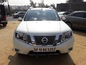 Nissan Terrano XV Premium 110 PS 2014 by owner