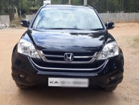 Honda CR V 2.0L 2WD MT 2010