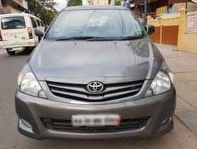 Toyota Innova 2010 for sale at low price