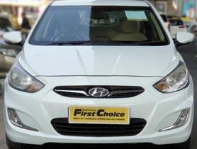 Used Hyundai Verna 1.6 SX CRDi (O) for sale