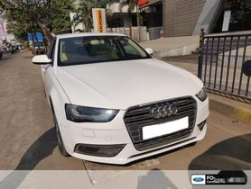 Audi A4 New  2.0 TDI Multitronic 2012