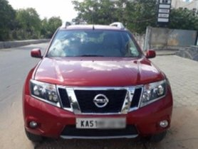 Nissan Terrano XV 110 PS Limited Edition 2014