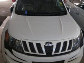 Used Mahindra XUV500 W8 2WD 2012 in Bangalore