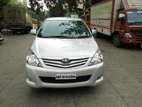 Good as new Toyota Innova 2011 for sale