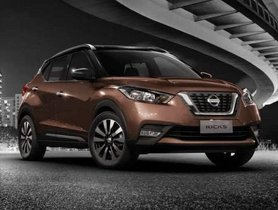 India-Bound Nissan Kicks: Top Five Features