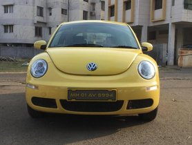 Used 2010 Volkswagen Beetle car at low price